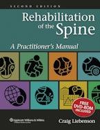 Rehabilitation of the Spine