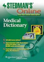 Stedman's Medical Dictionary Online
