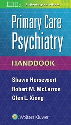 Primary Care Psychiatry Handbook