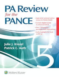 PA Review for the PANCE