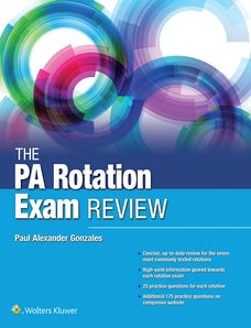 The PA Rotation Exam Review