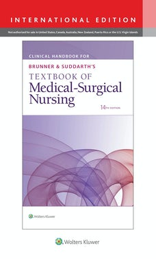 Clinical Handbook for Brunner & Suddarth