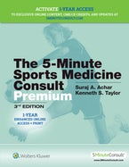 5-Minute Sports Medicine Consult PREMIUM