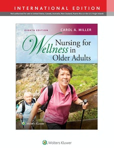 Nursing for Wellness in Older Adults