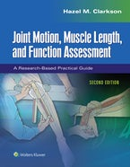 Joint Motion, Muscle Length, and Function Assessment