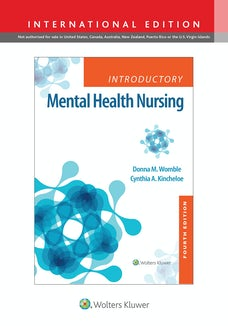 Introductory Mental Health Nursing