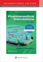 Stoklosa and Ansel's Pharmaceutical Calculations
