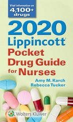 2020 Lippincott Pocket Drug Guide for Nurses