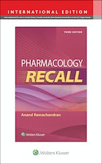 Pharmacology Recall