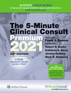 5-Minute Clinical Consult 2021 Premium