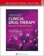 Abrams' Clinical Drug Therapy