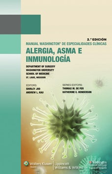 Manual Washington de alergia, asma e inmunología
