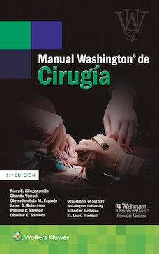 Manual Washington de cirugía