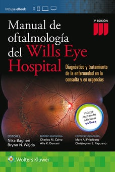 Manual de Oftalmologia del Wills Eye Hospital